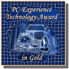 Award from PCexperience.de