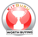 Award from KitGuru.net