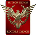 Award from hitechlegion.com