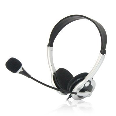 �������� Headphones w/mic for Computer - DE133