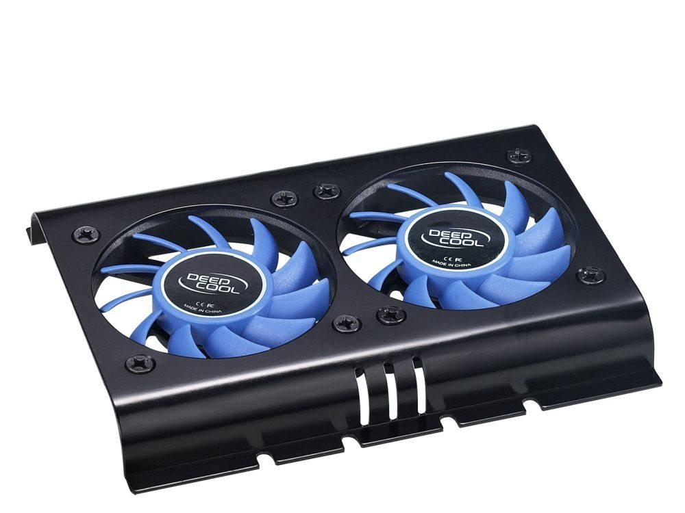 DeepCool ��������� HDD Cooler ICEDISK 2 with two fans