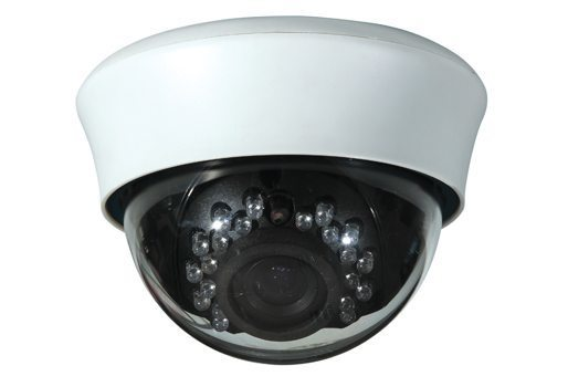 ����������� ������ IP HD Dome Camera - 1/3 Sony Low Illumination 1.3MP/960P/2.8-12mm F2.0/IR 20m/PoE/White - LCDNT20S130-POE