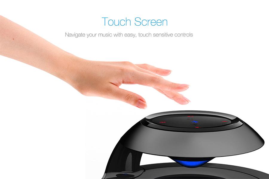 Fenda F D Portable Bluetooth Nfc Speaker Black Swan Ii
