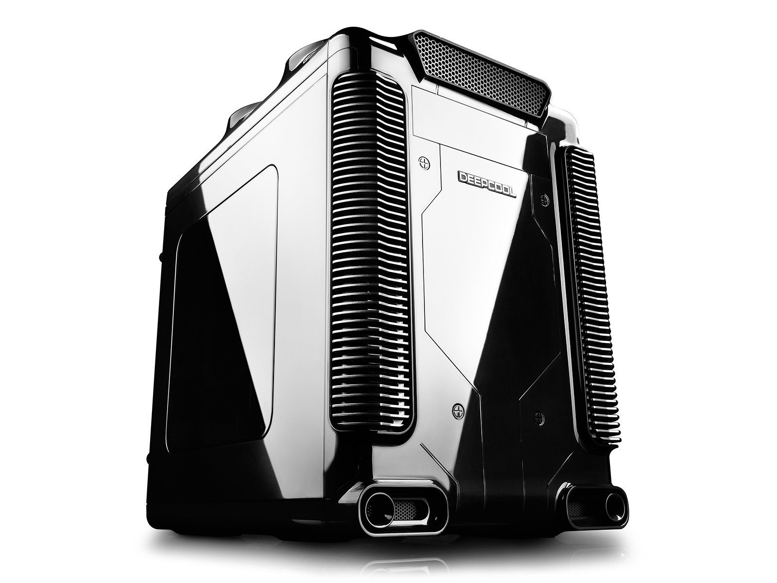 Case ATX STEAM CASTLE BKS