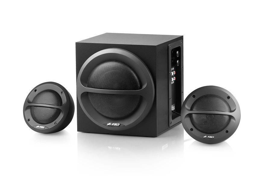 Speakers 2.1 - A110 - 35W RMS