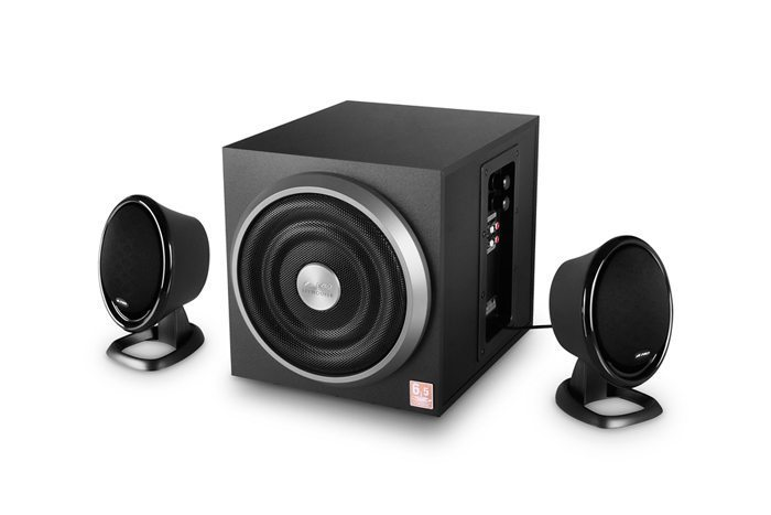 Speakers 2.1 - A310 - 41W RMS