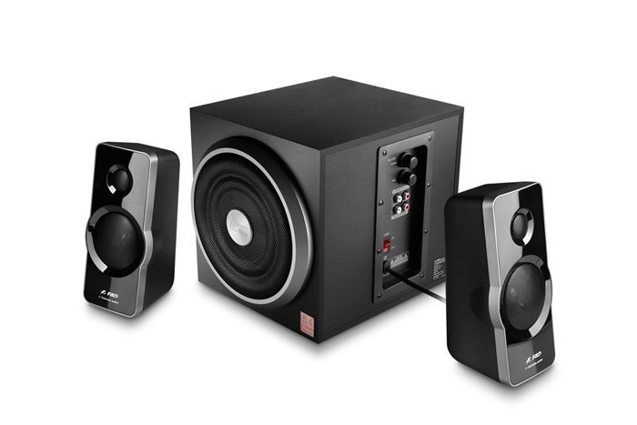 Speakers 2.1 - A320 - 41W RMS