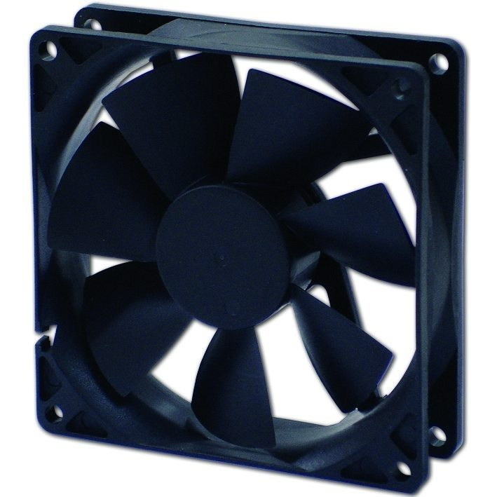 Evercool Fan 140x140x25 2Ball (1800 RPM) - 14025H12BA