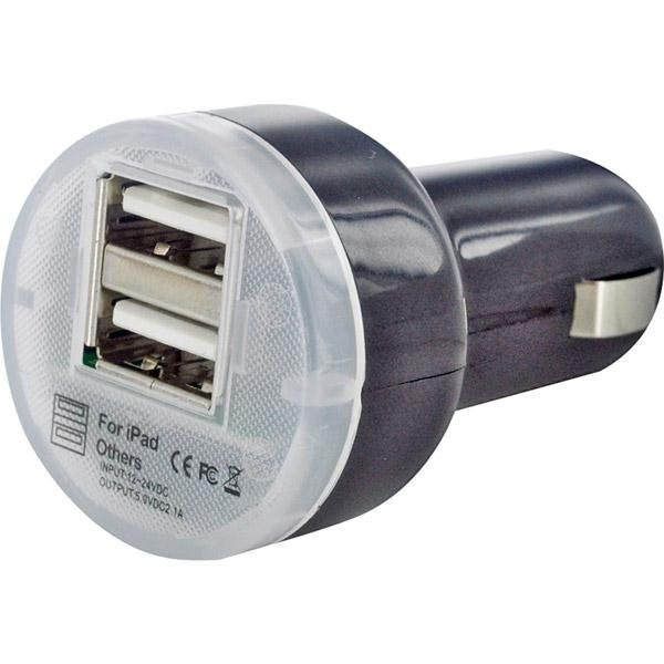 Charger In-Car Dual USB 2.1A - CA851A