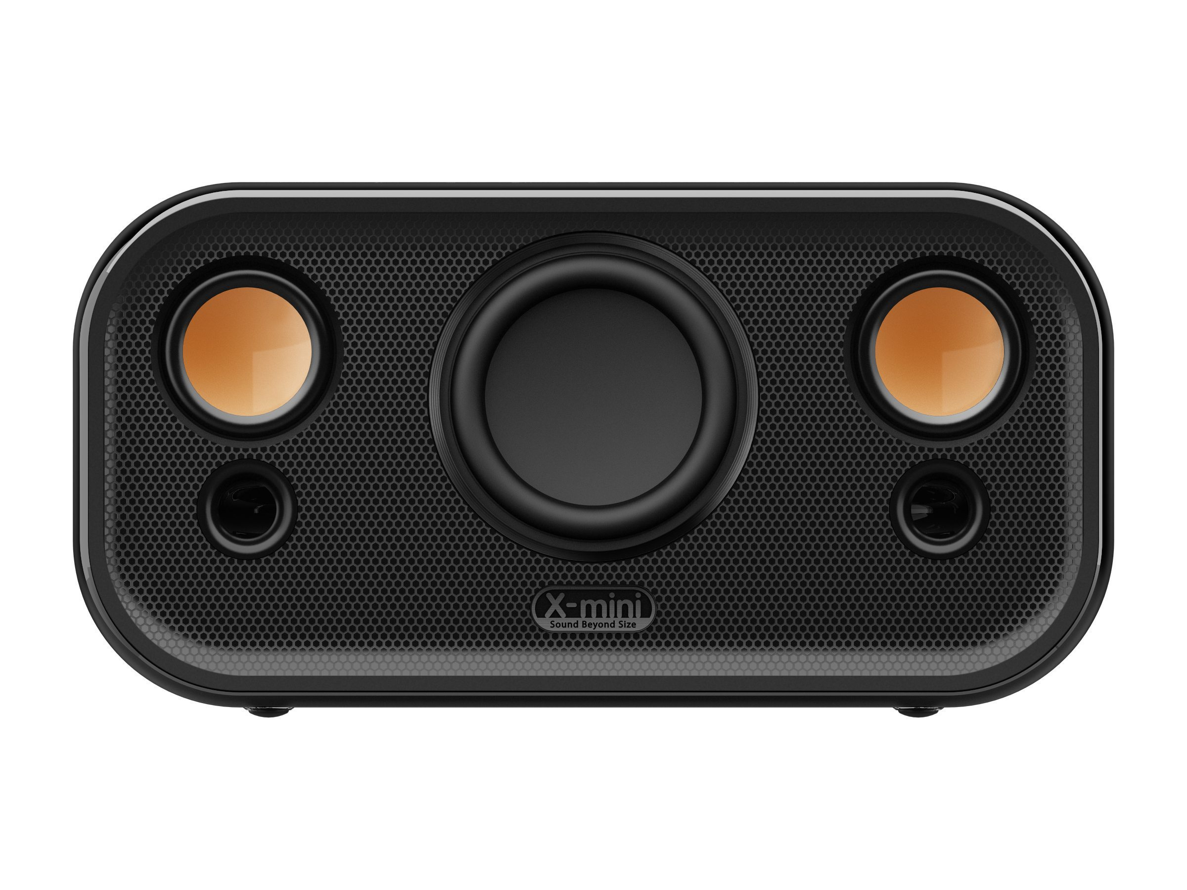 X-Mini CLEAR Custom 2.1 Portable Bluetooth Audio System 20W RMS