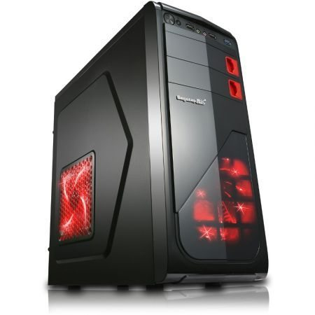 Case ATX RACING - Racing - USB3.0 / 1x80mm fan