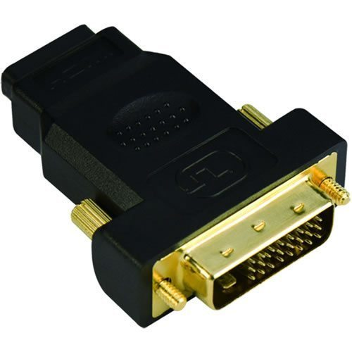 VCom Adapter DVI M / HDMI F Gold plated - CA312