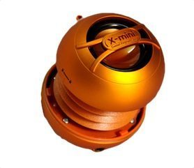 X-mini UNO Portable Capsule Speaker - Orange