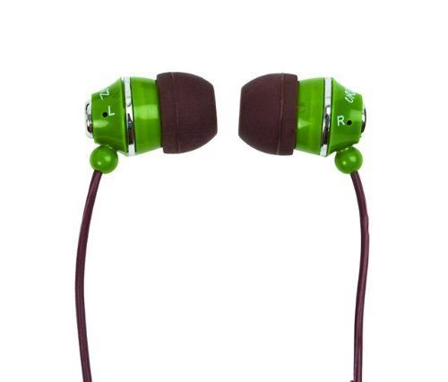 STUD-KB EARPHONE - Khaki/Green