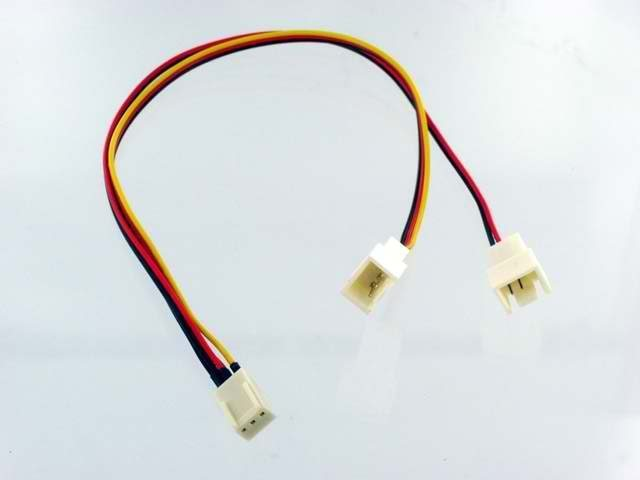 Cable Splitter 3Pin -> 2x 3Pin