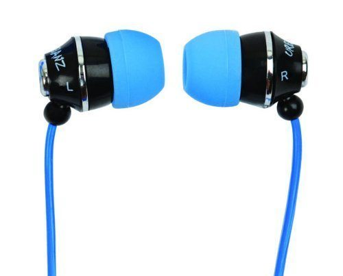 STUD-BLB EARPHONE - Blue/Black