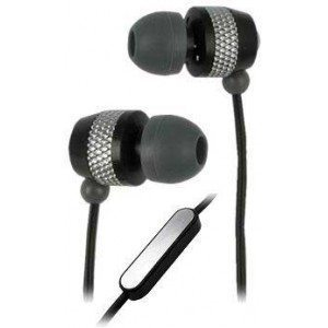 Sound E221-BM - Mobile Phone earphone Mic/Black