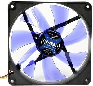 140mm NB-BlackSilentFan XK1 - 800rpm