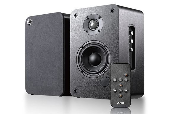 Speakers 2.0 Bluetooth - R30BT - 50W RMS - NFC/Remote