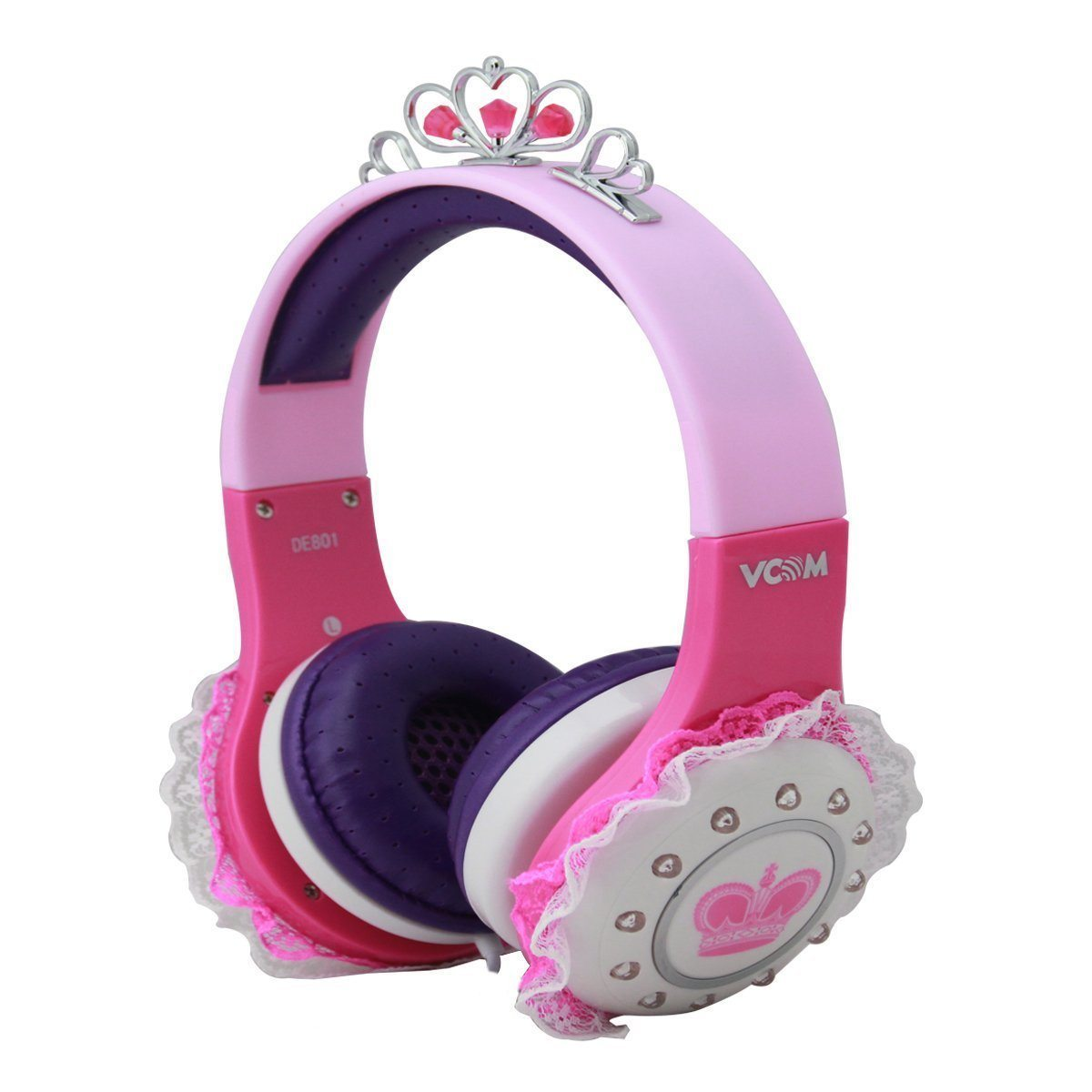 Children Headphones Princess series - DE801