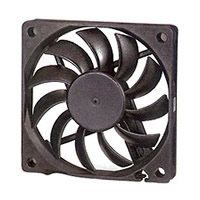 Evercool Fan 70x70x10 2Ball (3500 RPM) - EC7010M12BA