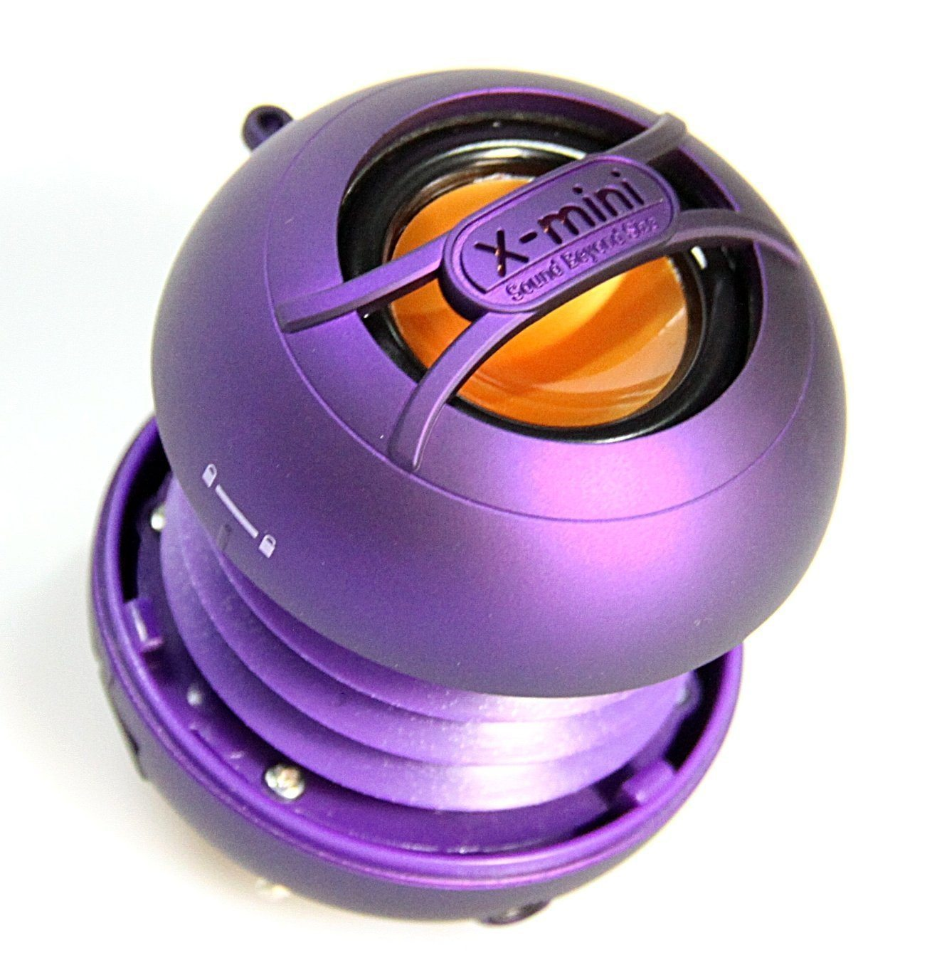 X-mini UNO Portable Capsule Speaker - Purple
