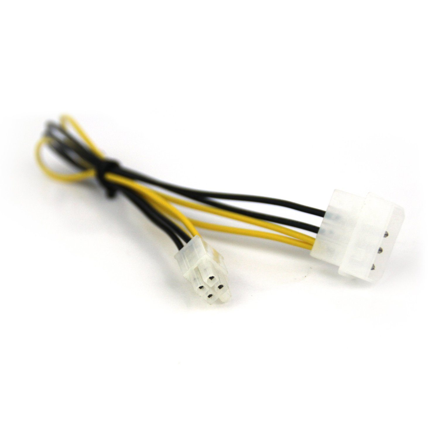 VCom Adapter Molex Male to 4Pin P4 ATX - CE309-0.3m