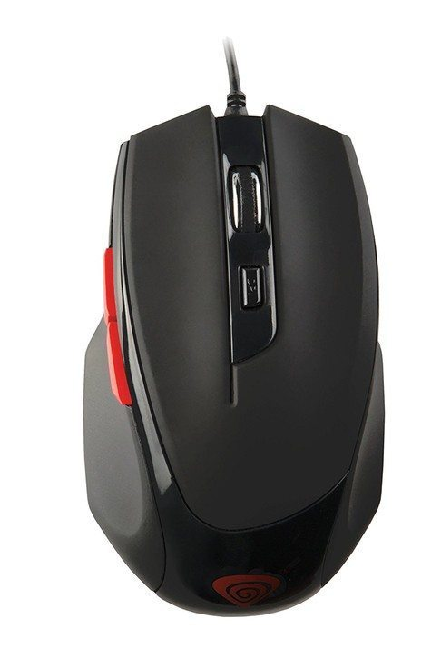 Gaming Mouse GM34X Optical 2000dpi USB