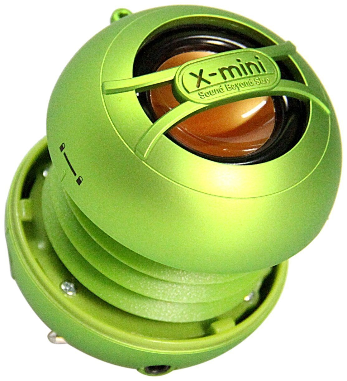 X-mini UNO Portable Capsule Speaker - Green