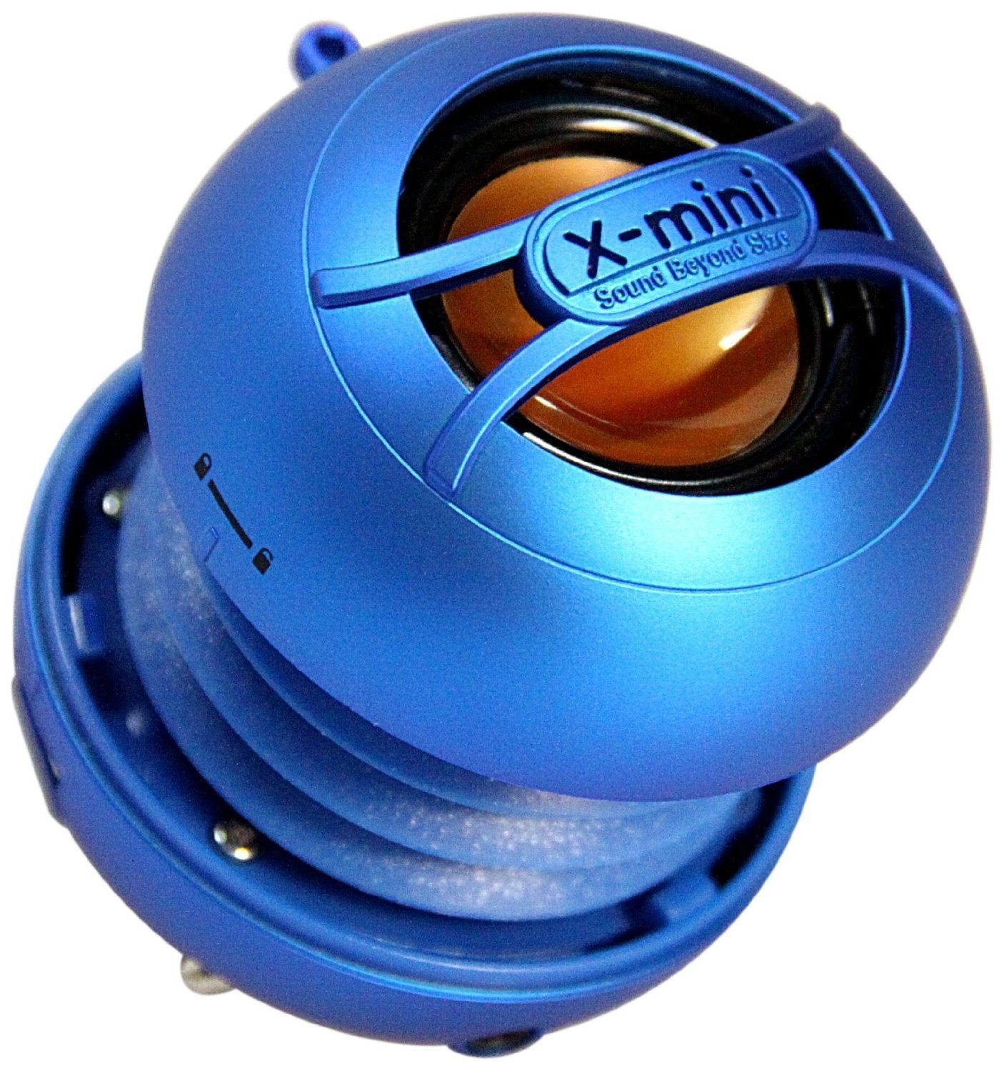 X-mini UNO Portable Capsule Speaker - Blue