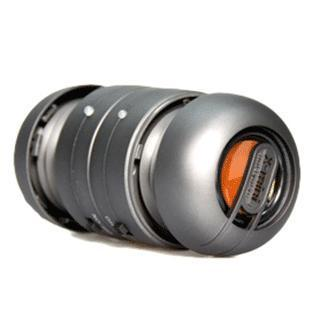 X-mini MAX Portable Capsule Speaker - Gun Metal