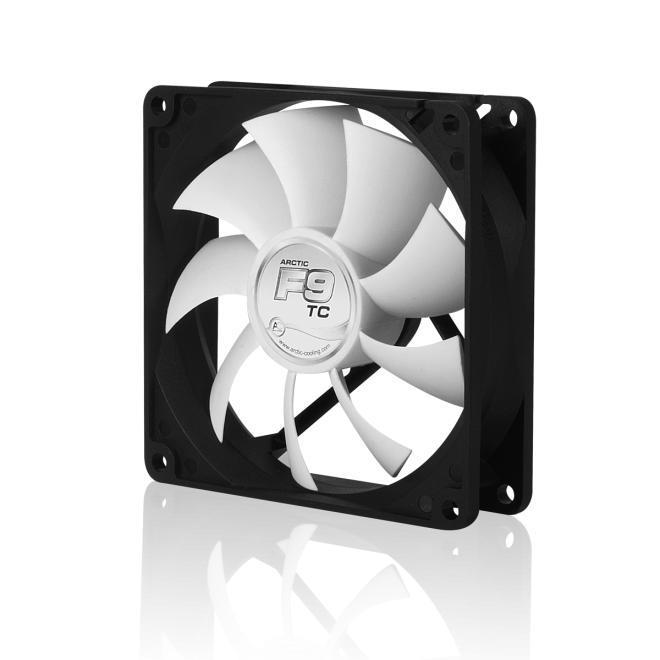 Arctic Cooling Arctic Fan F9 TC - 92mm/400-1800rpm