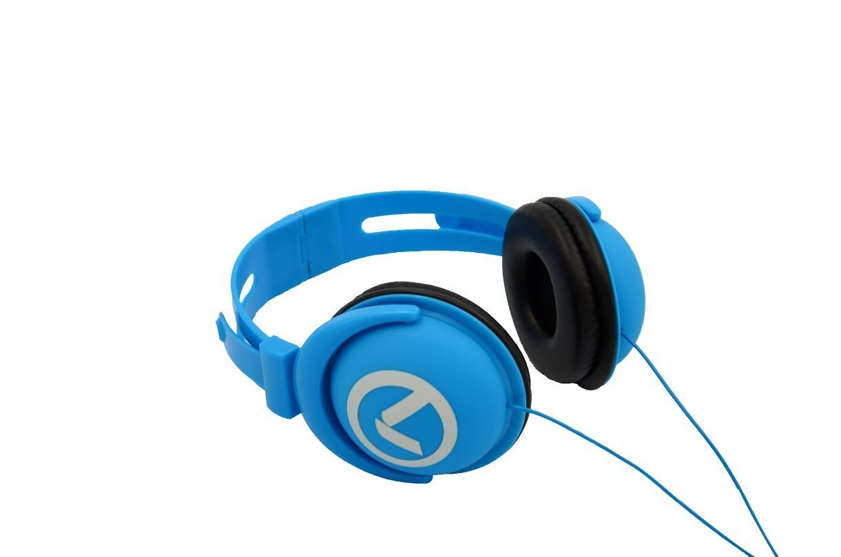 Funky Beats - Headphones (Blue & white) AM2001/BW