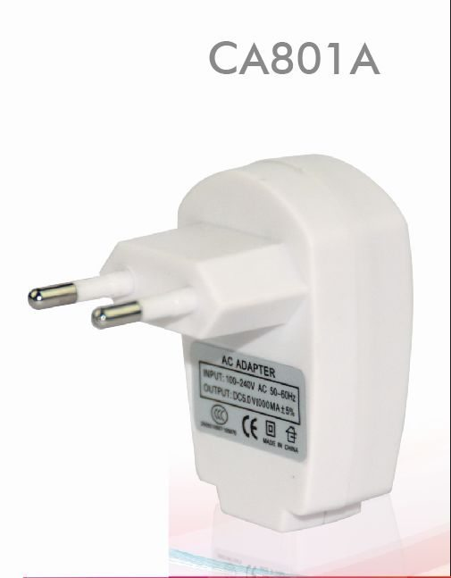 Charger AC / USB 1A - CA801A