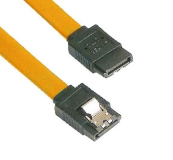 Cable SATA Cable W/Lock - CH302-Y-0.45m