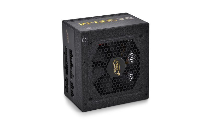 DeepCool PSU 500W Bronze - DA500-M - FULL MODULAR