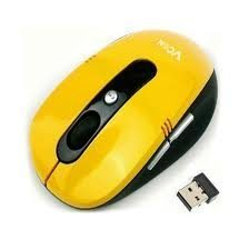 VCom Mouse Wireless 1000dpi nano receiver - DM502