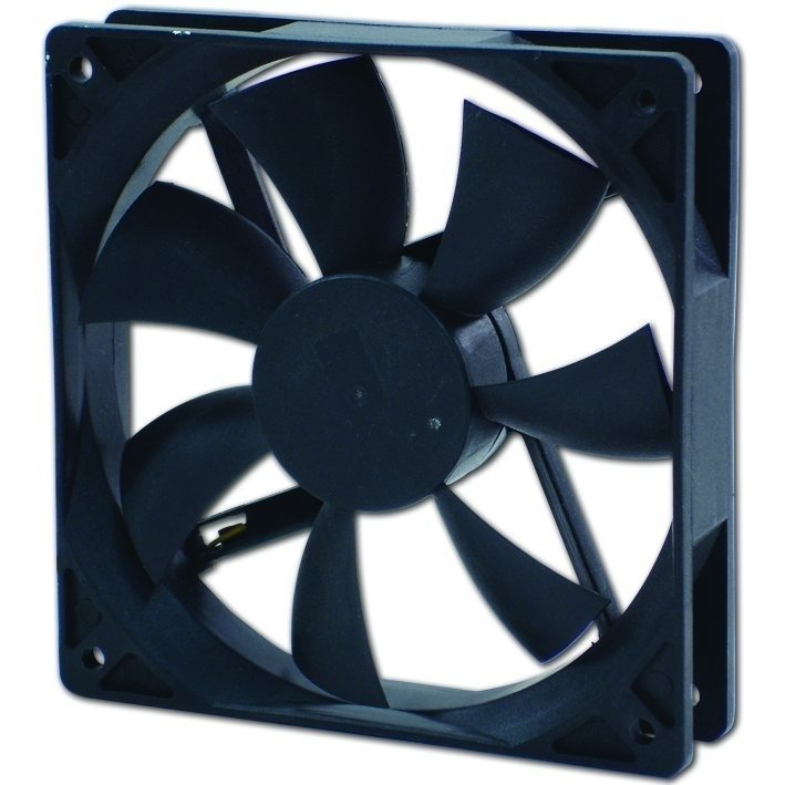 Evercool Fan 120x120x25 EL Bearing (1200rpm)
