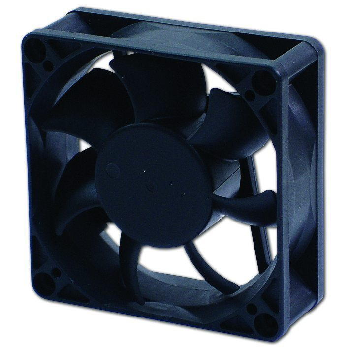 Evercool Fan 70x70x25 EL Bearing (3400 RPM) EC7025M12EA