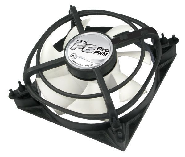 Arctic Fan F8 Pro PWM - 80mm/700-2000rpm