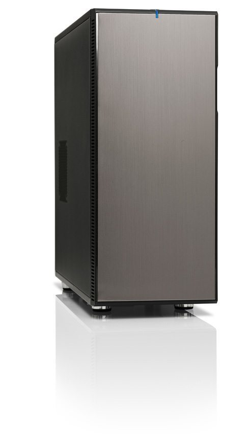 Case Big Tower DEFINE XL Titanium Grey USB 3.0