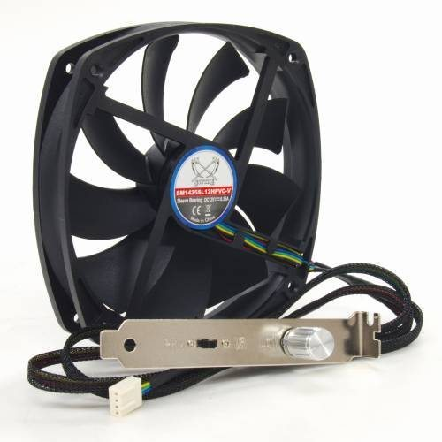 Fan 140mm - Slip Stream PWM Adjustable VR