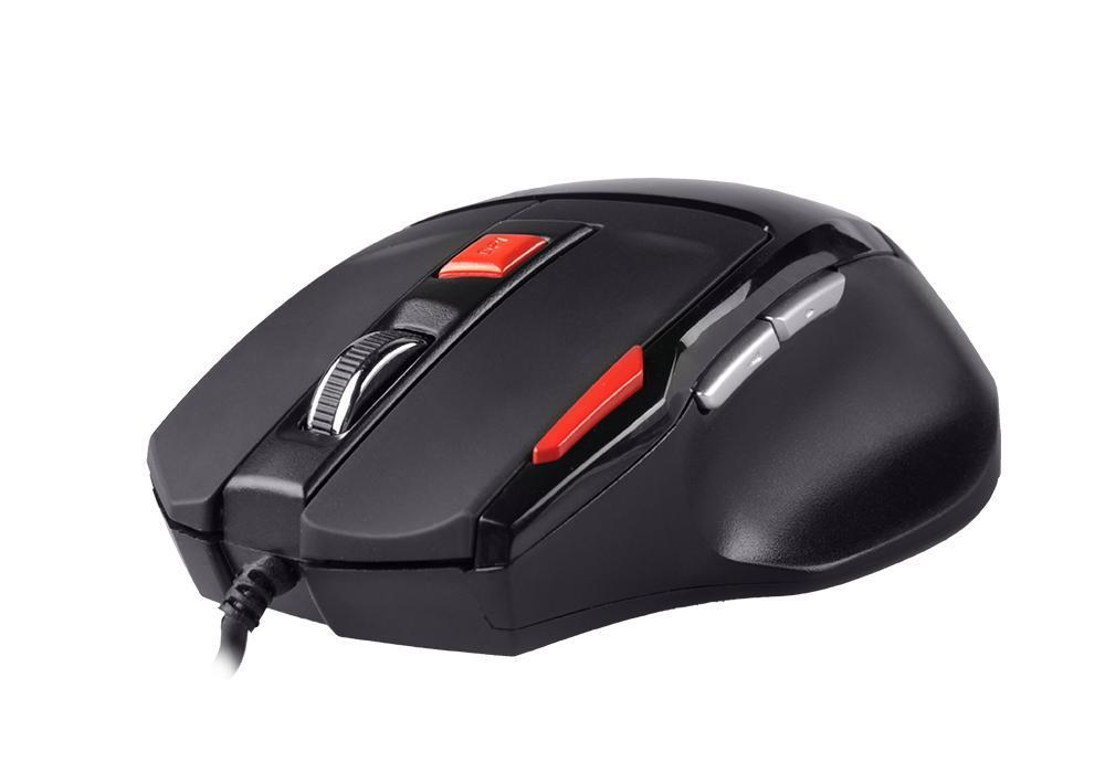 Natec Genesis Gaming Mouse G55 Optical 2000dpi USB