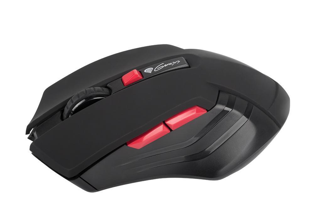 Gaming Mouse GV44 Optical Wireless 2.4GHZ