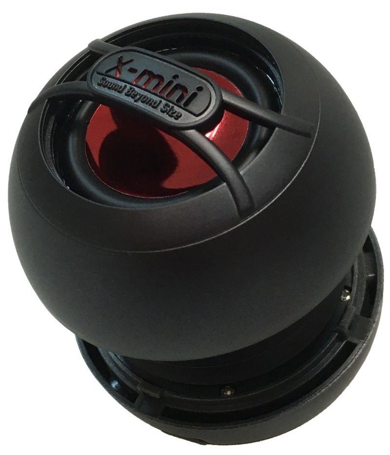 X-mini 3 Bluetooth Portable Capsule Speaker - Gun Metal