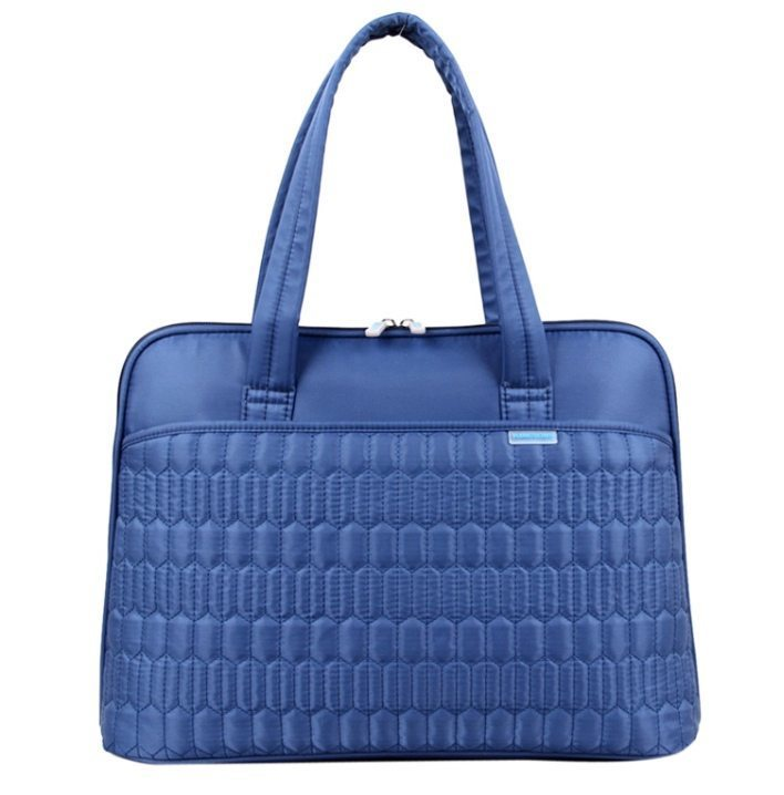 "Laptop Bag 15.4"" K8690W-BL :: Valentine series - Blue"