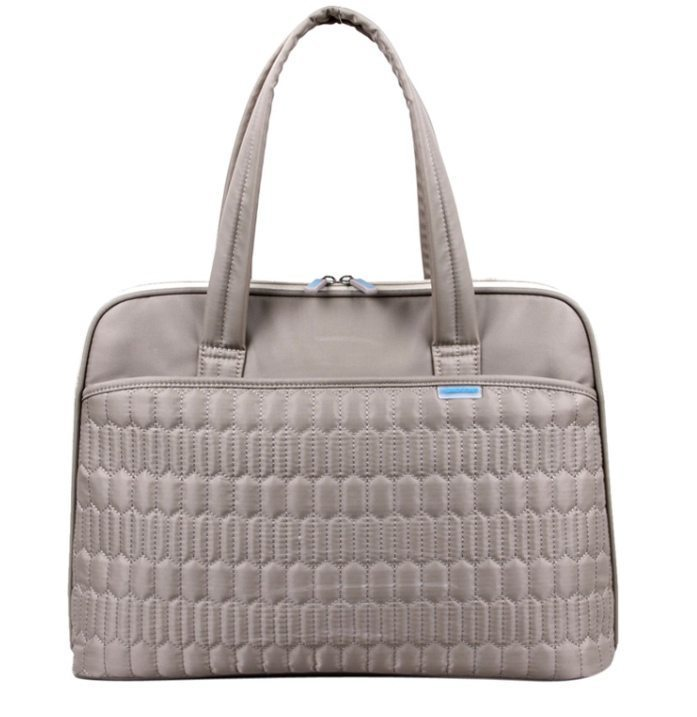 "Laptop Bag 15.4"" K8690W-C :: Valentine series - Coffee"