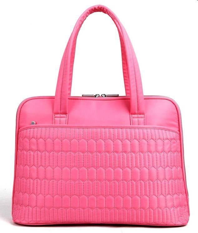 "Laptop Bag 15.4"" K8690W-P :: Valentine series - Pink"