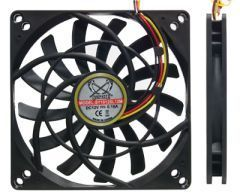 Fan 100x100x12mm Kaze Jyu SLIM 2000rpm
