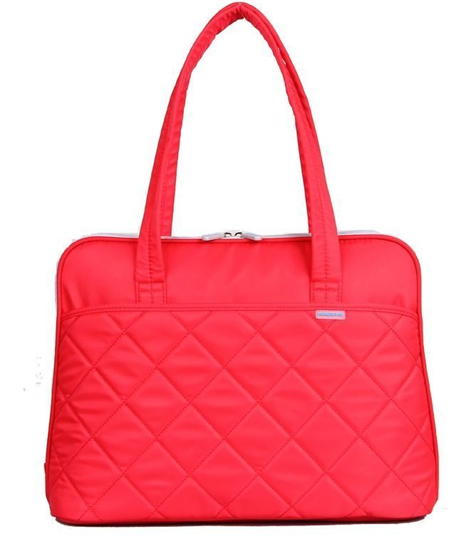 "Laptop Bag 15.4"" KS3009W-R :: Ladies in Fashion Series - Red"